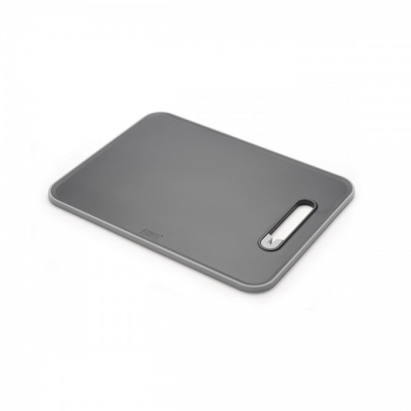 Joseph Joseph Slice & Sharpen Chopping Board Small - Black