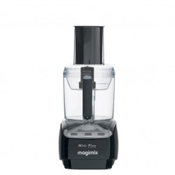 Magimix Le Mini Plus Food Processor Black