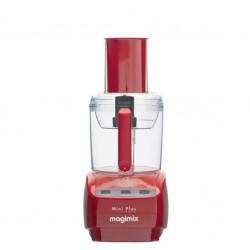 Magimix Le Mini Plus Food Processor Red