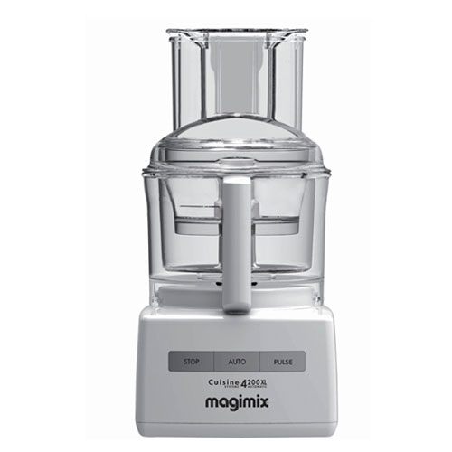 Magimix food processor 4200 xl whitemagimix food processor for Cuisine 4200 magimix