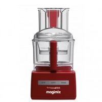 Magimix Food Processor 4200 XL Red