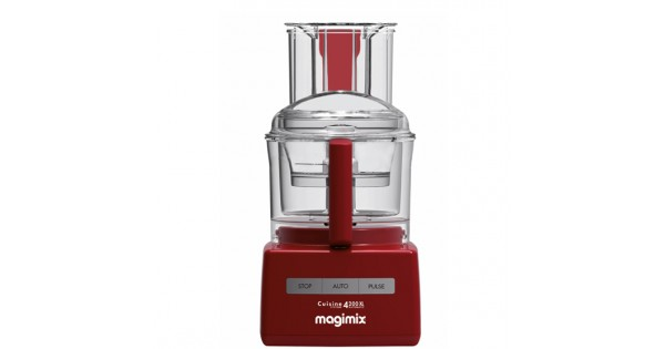 Magimix food processor 4200xl red for Cuisine 5100 spares