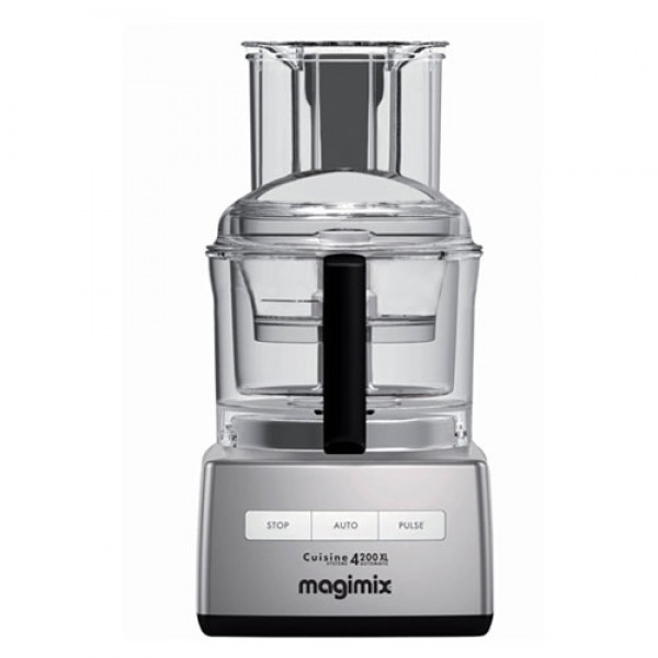 Magimix Food Processor 4200XL Satin