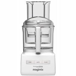 Magimix Food Processor 5200XL White