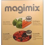 Magimix Juice Extractor and SmothieMix attachment for 3200 / 3200XL