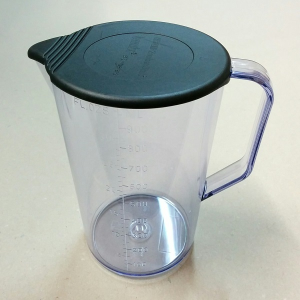 Bamix Jug 1L with Lid