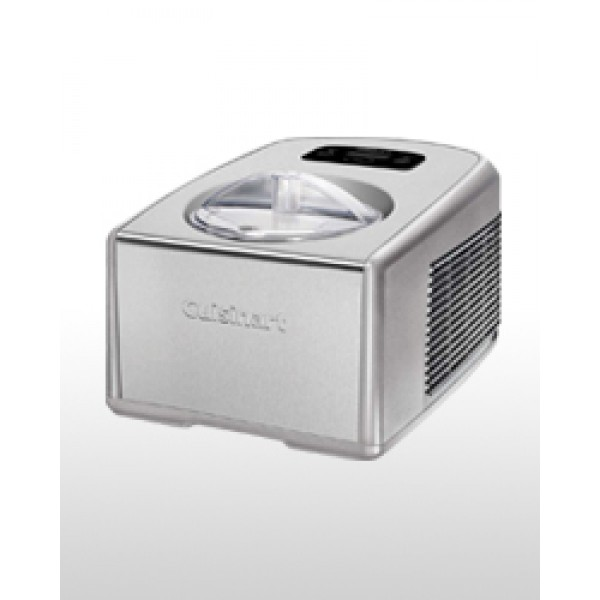 Cuisinart Ice Cream Maker with Compressor - Brushed Stainless
